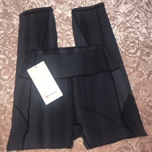 NWT LULULEMON IN MOVEMENT CROP 23""
